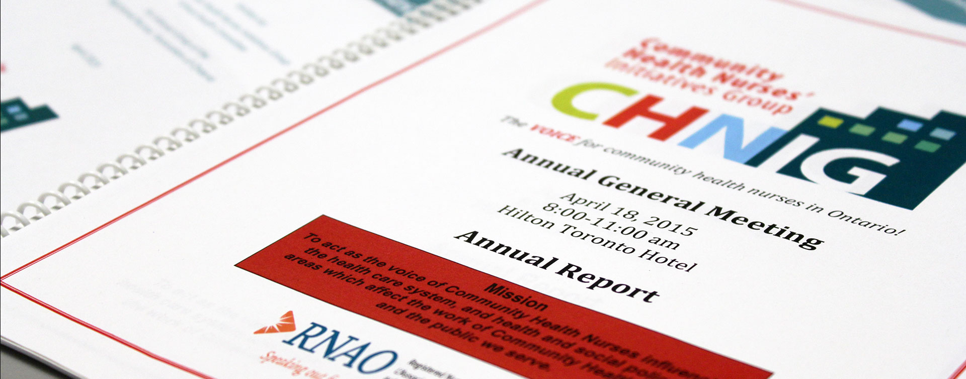policy papers reports community health nurses initiative group