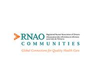 RNAO Communities Logo