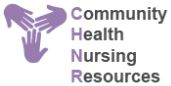 Comm Health Nursing Resources