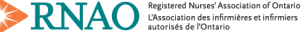 RNAO logo