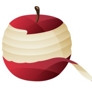 EatRight Ontario apple