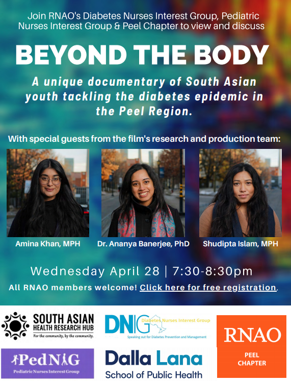 """Beyond the Body"" Documentary Screening"