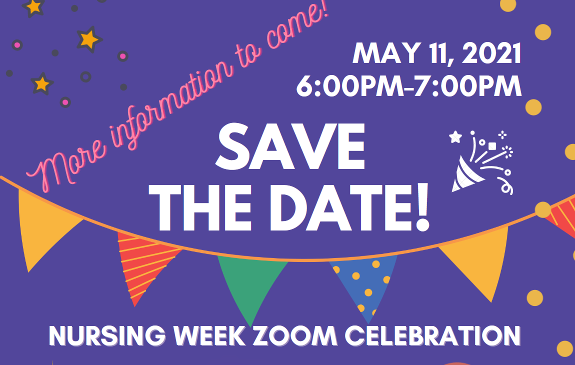 [RNAO Peel, Chatham-Kent & CHNIG] Nursing Week Zoom Celebration