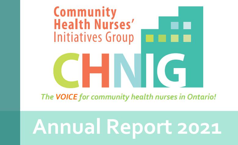 CHNIG Annual Report 2021