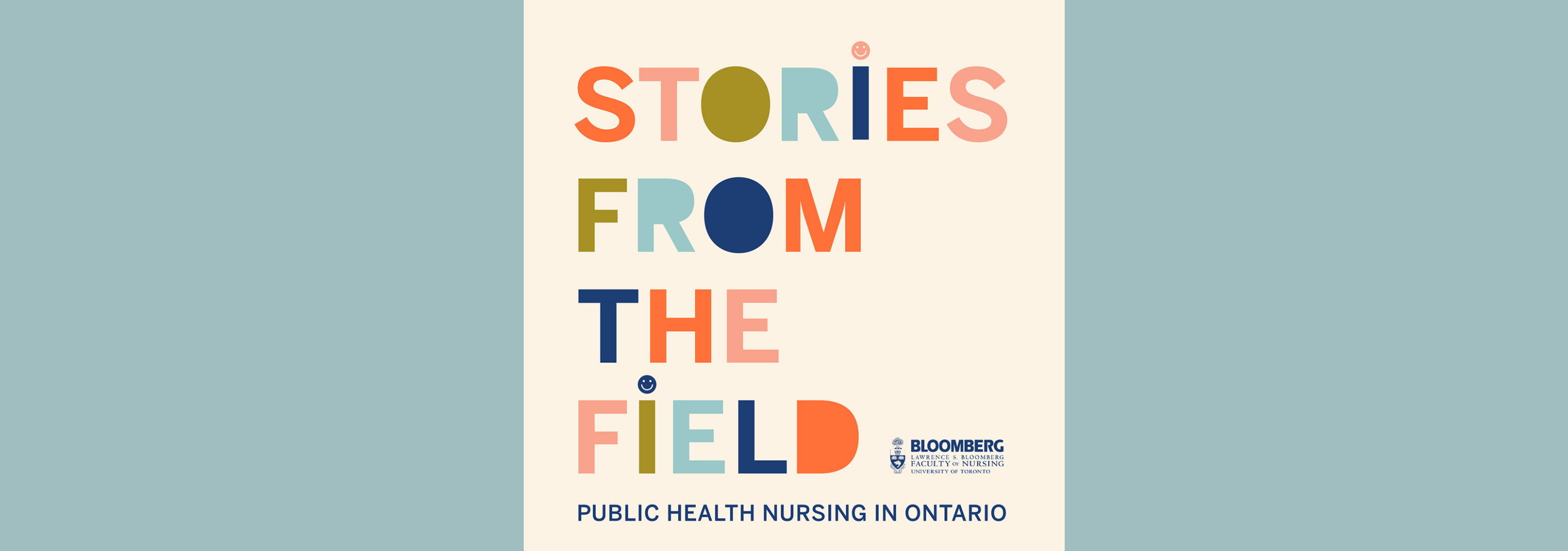 Podcast Series on Public Health Nursing: Stories from the Field
